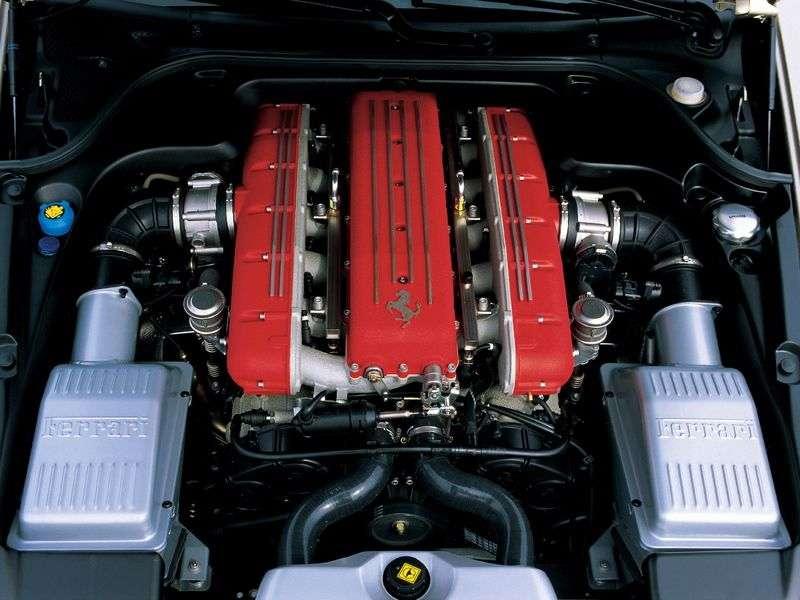 Ferrari 612 Scaglietti 1st generation coupe 5.7 MT Basic (2004–2011)