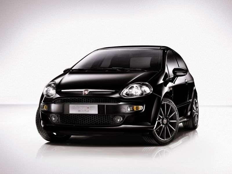 Fiat Punto 3 generation Evo hatchback 3 dv. 1.4 MT Active (2009–2012)