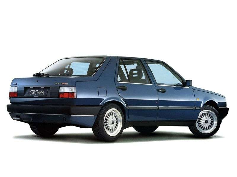 Fiat Croma 1st generation liftback 1.6 MT (1985–1996)