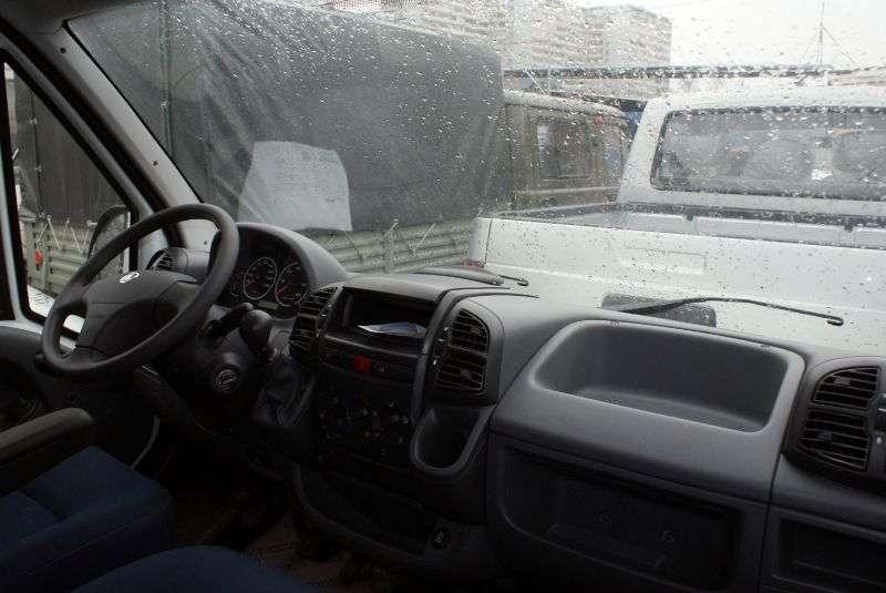 Fiat Ducato 2nd generation Combi 6 + 1 minivan 4 doors. 2.3 TD MT L3H2 Expert (2002–2012)