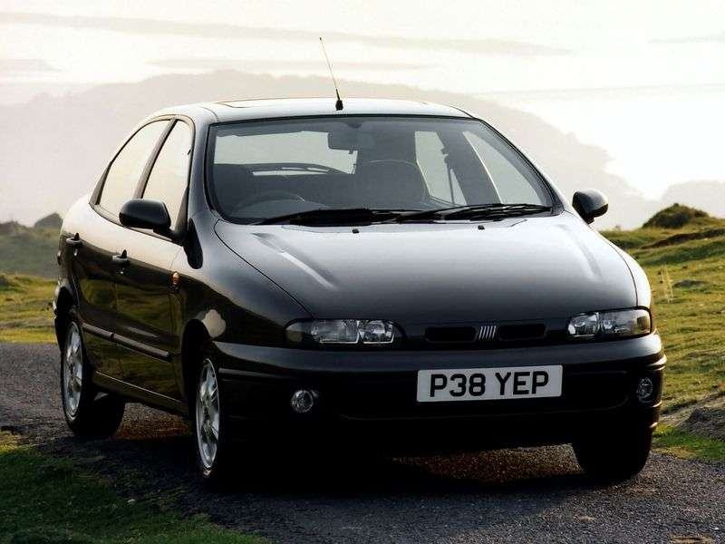 Fiat Brava 1st generation hatchback 1.2 MT (1998–2000)
