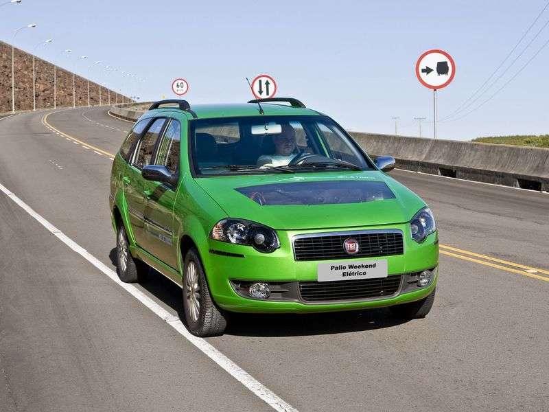 Fiat Palio 2.generacji Estate 1.9 TD MT (2009 obecnie)