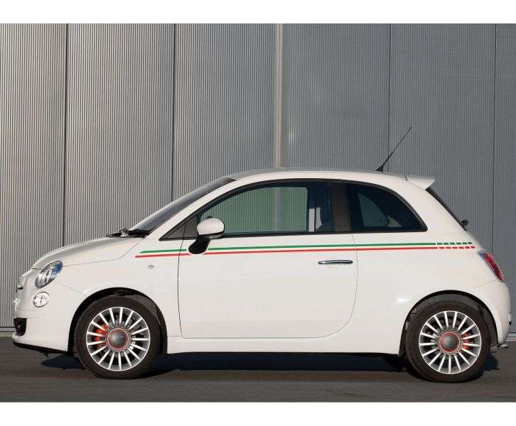 Fiat 500 2nd generation hatchback 1.4 MT GUCCI (2008 – present)