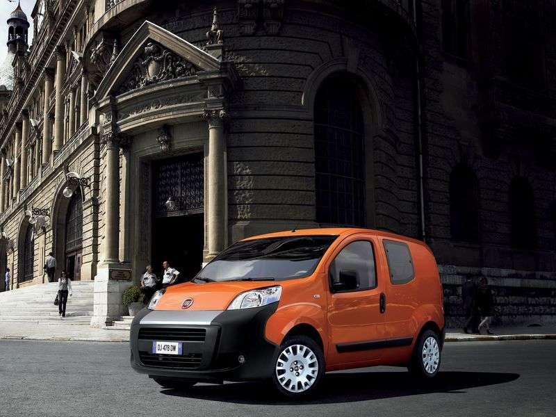 Fiat Fiorino 3rd generation Kombi 5 door minivan 1.4 MT (2008–2010)