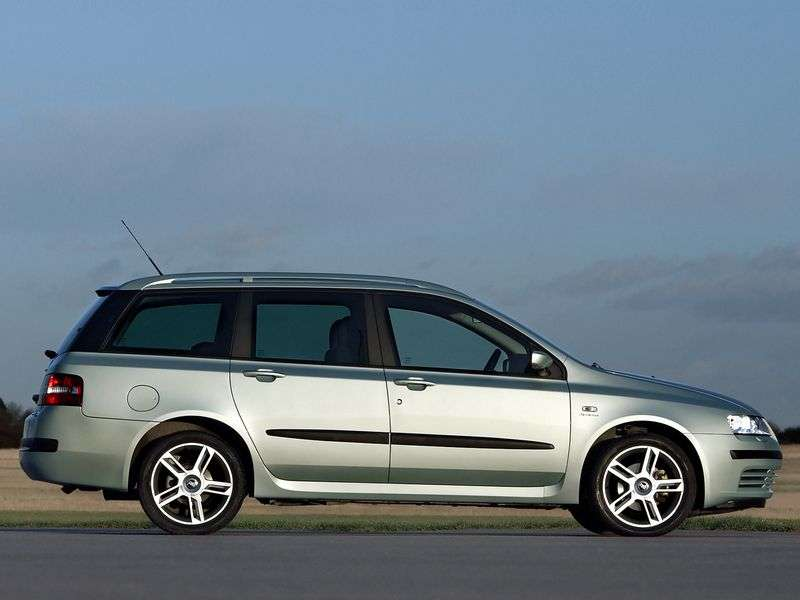 Fiat Stilo 1st generation 1.4 MT wagon (2003–2010)