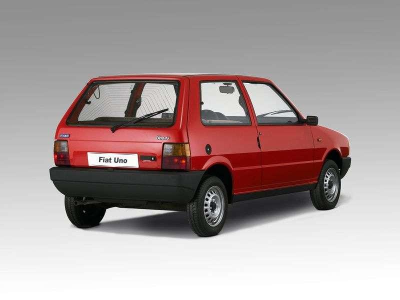 Fiat UNO 1st generation hatchback 3 dv. 1.4 TD MT (1986–1995)