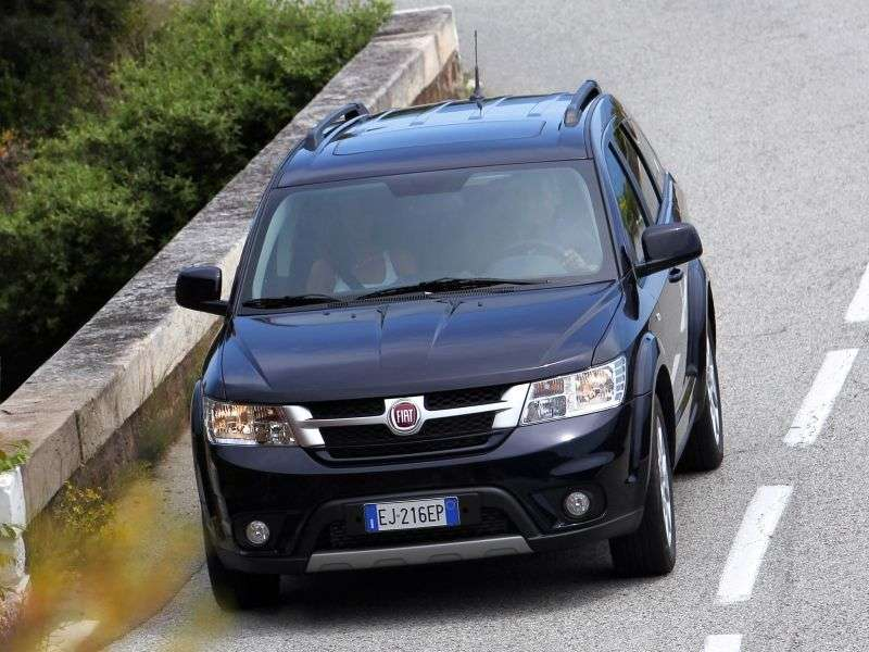 Fiat Freemont 1st Generation Crossover 2.4 AT Urban (2013 – n.)