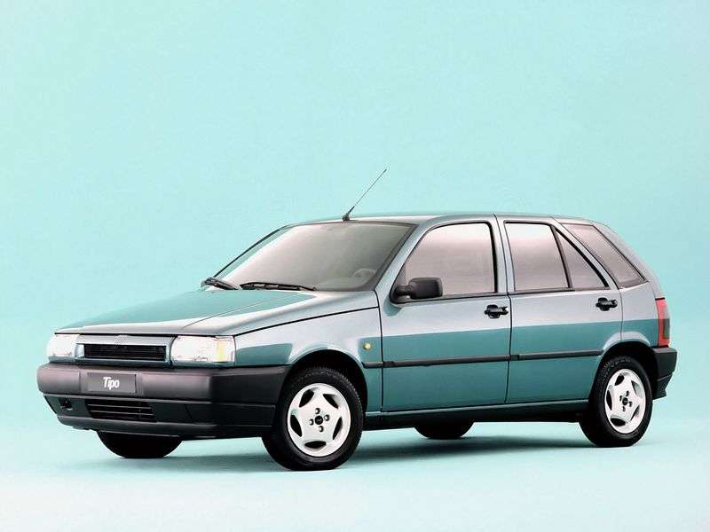 Fiat Tipo 1 generation hatchback 5 dv. 1.1 MT (1988–1995)