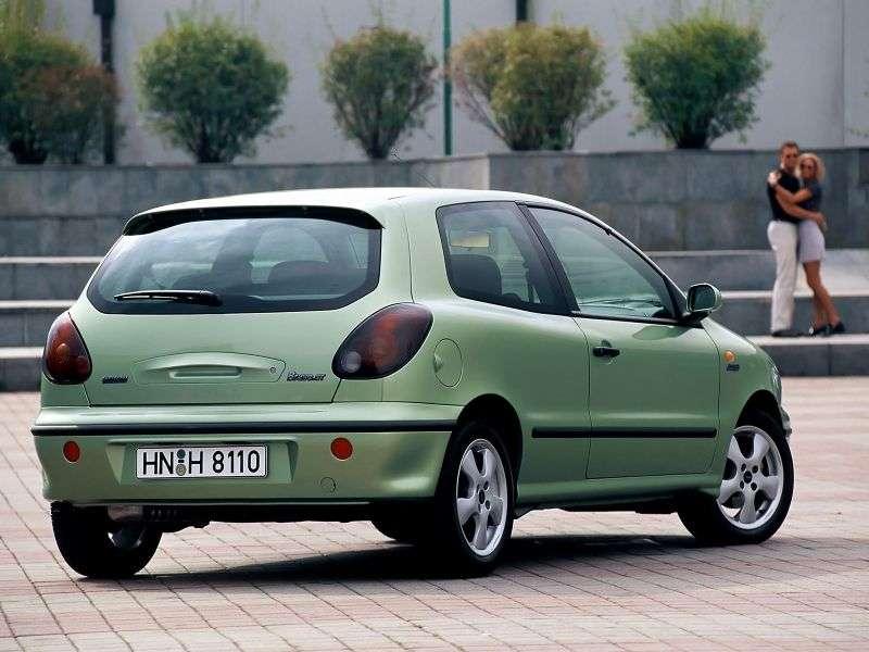 Fiat Bravo 1st generation hatchback 3 dv. 1.8 MT (1995–2001)
