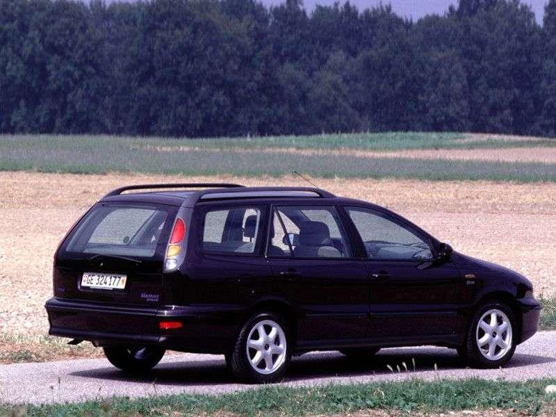 Fiat Marea 1st generation 1.4 MT wagon (1996–1998)