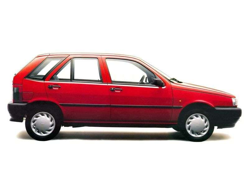 Fiat Tipo 1 generation hatchback 5 dv. 2.0 MT (1988–1995)