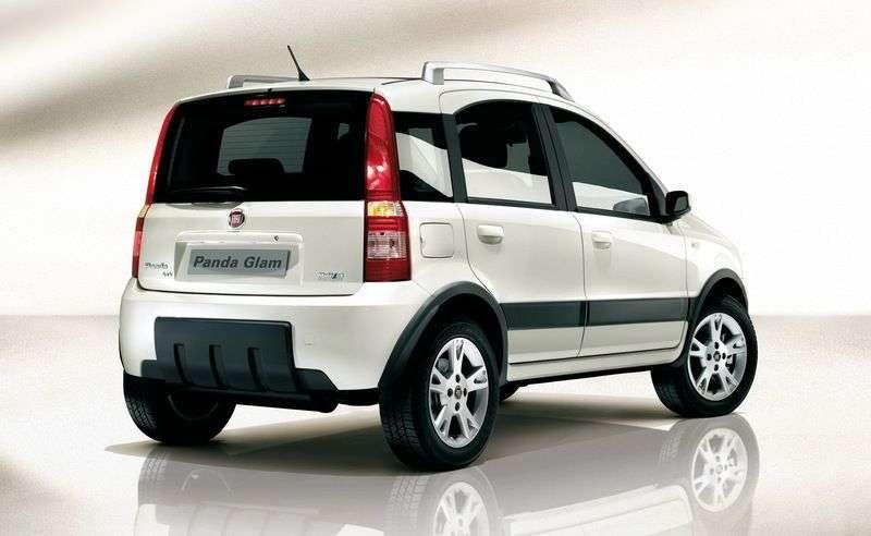 Fiat Panda 2nd generation 4x4 Climbing 5 dv hatchback 1.2 MT 4x4 Climbing (2003–2011)