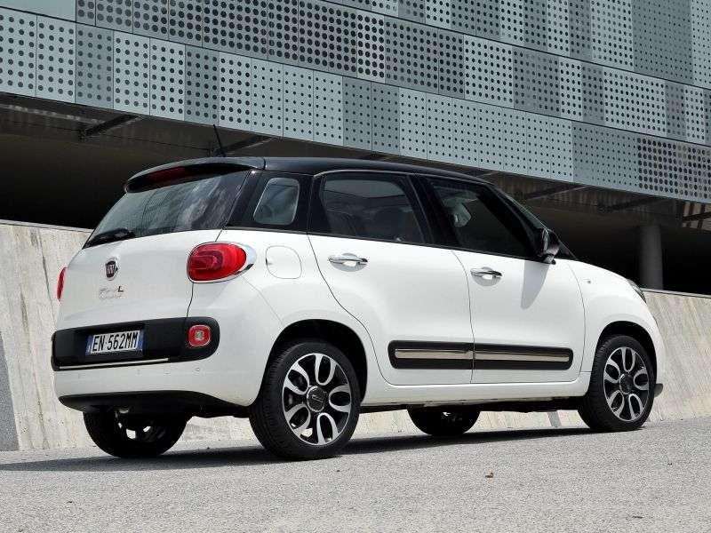 Fiat 500L 1st generation 1.4 MT minivan (2012 – n.)