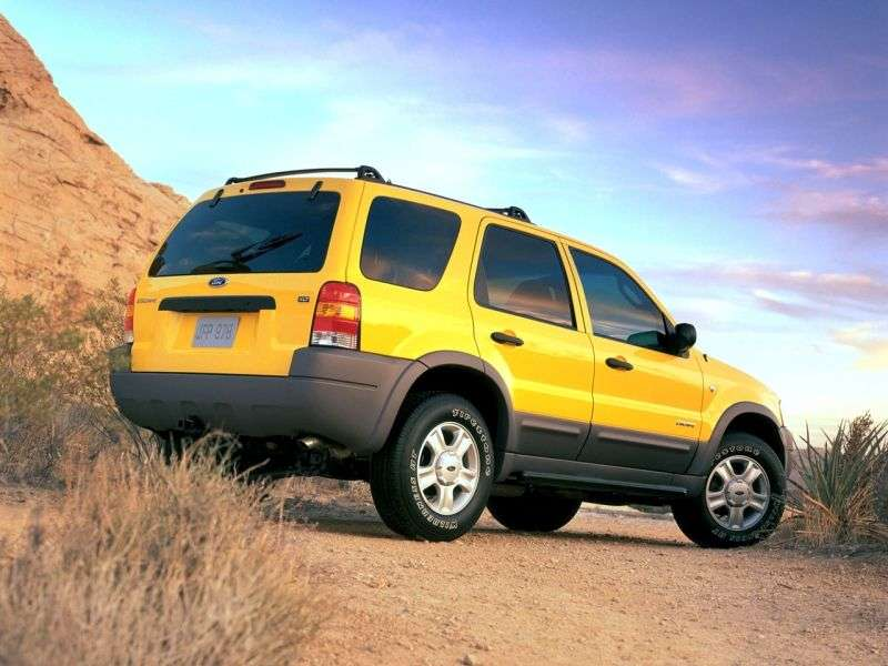 Ford Escape 1st generation crossover 3.0 AT (2000–2004)