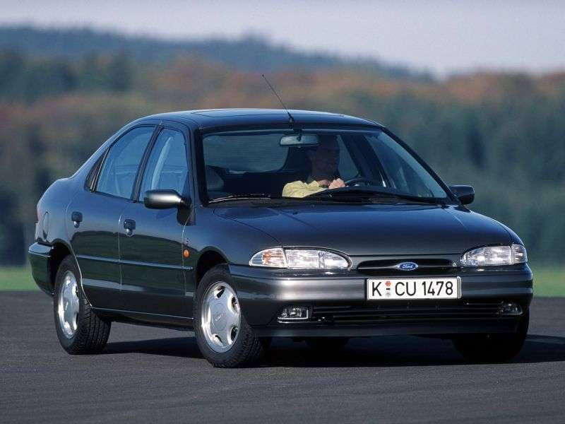Ford Mondeo 1st generation AT 2.0 sedan (1993–1996)