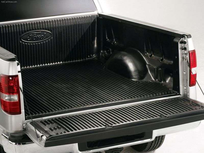 Ford F 150 9th generation Regular Cab pickup 4.2 MT Long (2003–2008)