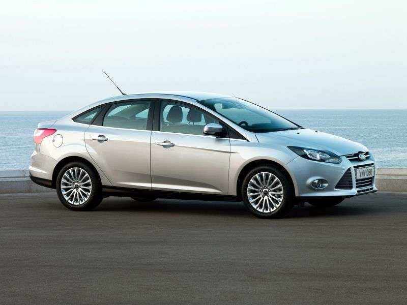 Ford Focus 3 generation sedan 2.0 PowerShift (2011 – n. In.)