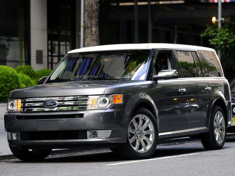 Ford Flex 1st generation crossover 3.5 AT FWD (2008 – n.)