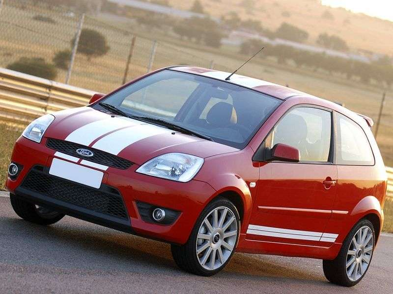Ford Fiesta 5th generation ST hatchback 3 bit. 2.0 MT (2004–2005)