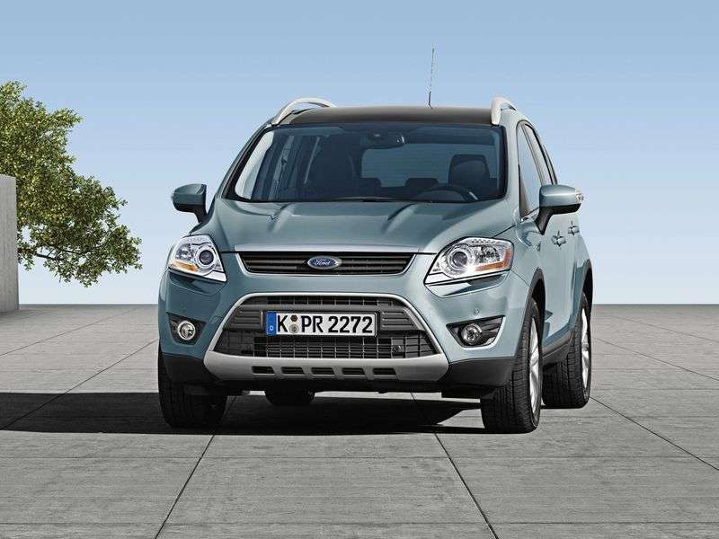 Ford Kuga 1st generation 2.5 MT crossover AWD (2009–2011)
