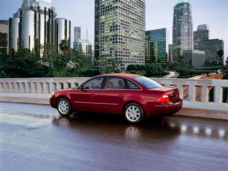 Ford Five Hundred 1st generation sedan 3.0i MT AWD (2004 – n.)
