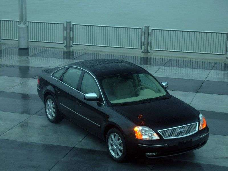 Ford Five Hundred 1st generation sedan 3.0i MT (2004 – n. In.)