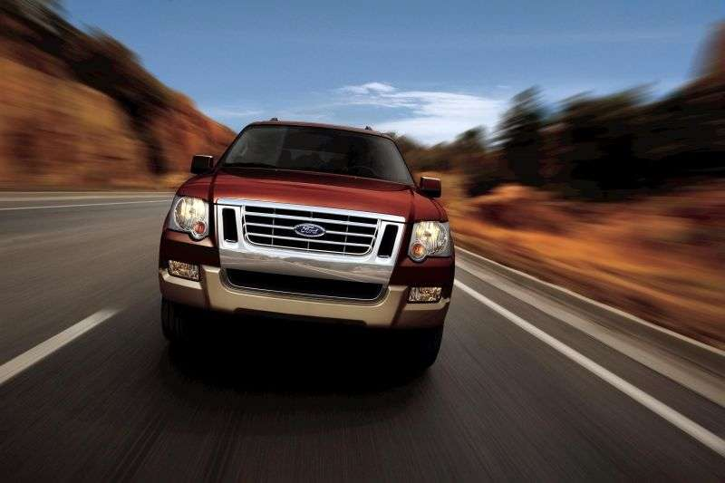 Ford Expedition 3rd generation SUV 5.4 AT EL (2007–2008)