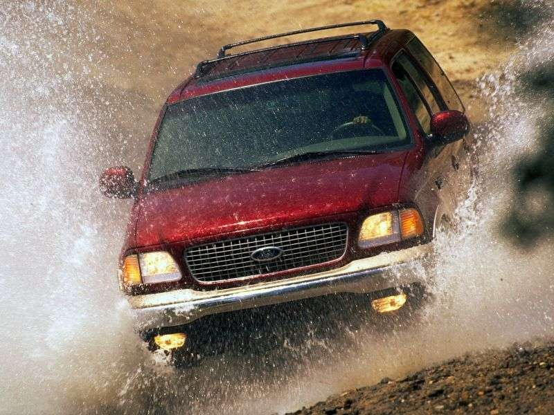 Ford Expedition 1st generation [restyled] SUV 5.4 AT AWD (1999–2000)