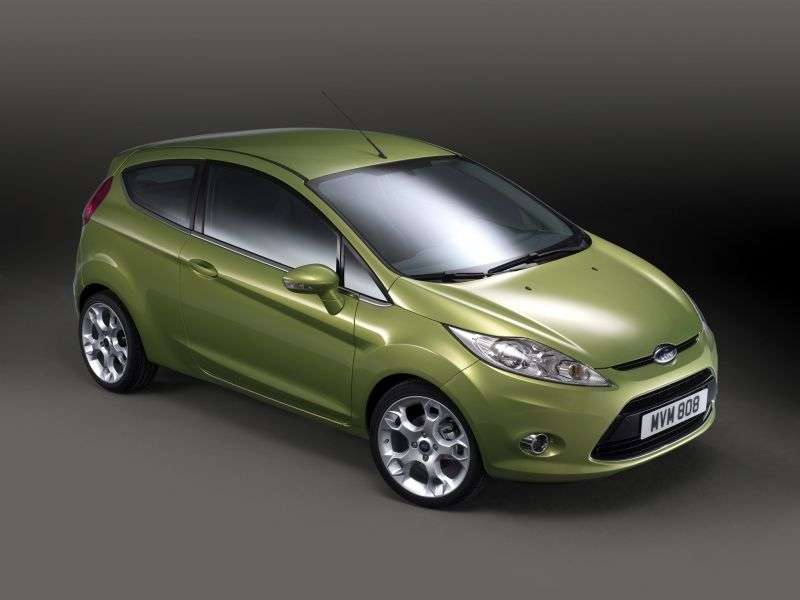 Ford Fiesta 6 generation hatchback 3 dv. 1.6 S1600 MT (2010–2011)