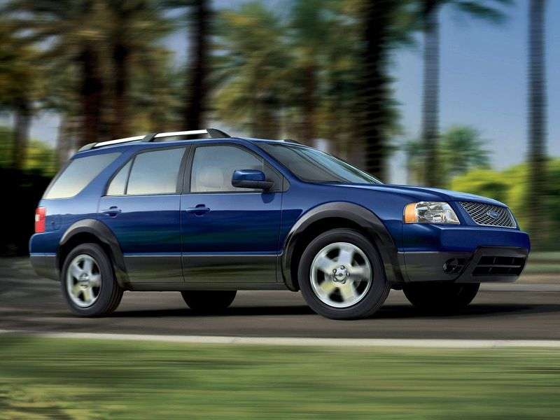 Ford Freestyle 1st generation crossover 3.0i CVT AWD (2005 – present)