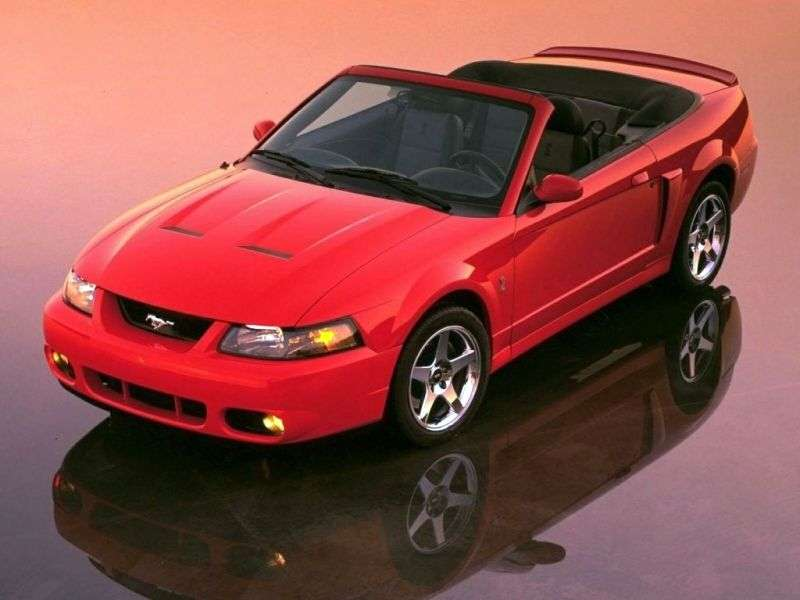Ford Mustang 4th generation GT GT Convertible (1993–1995)