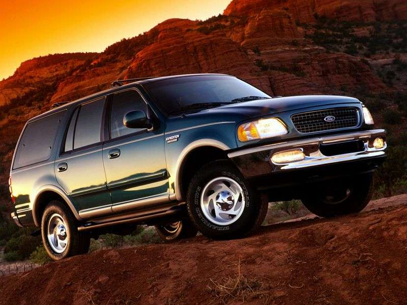 Ford Expedition 1st generation SUV 5.4 AT AWD (1997–1998)