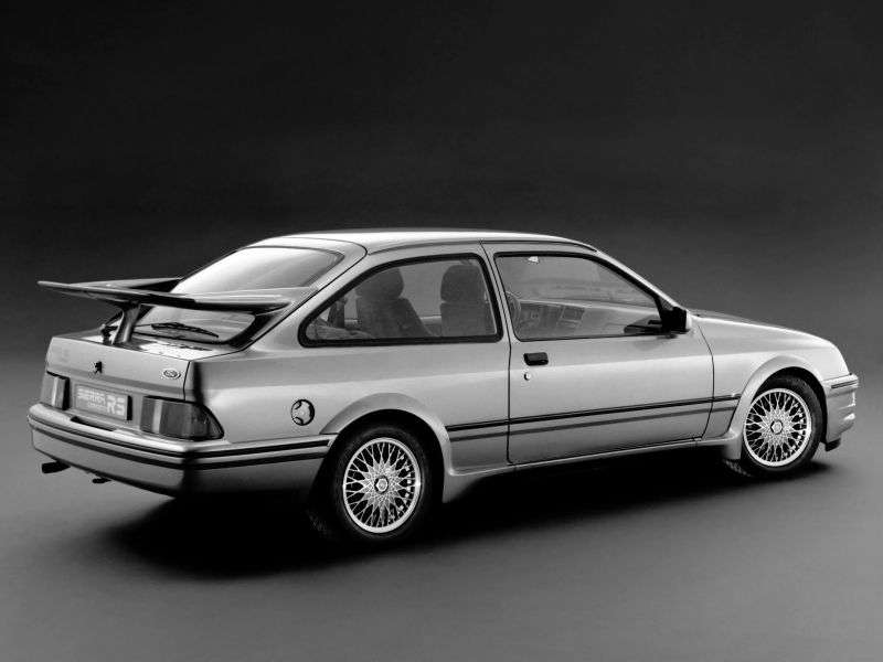 Ford Sierra 1st generation RS Cosworth hatchback 3 bit. 2.0 Cosworth MT (1986–1987)