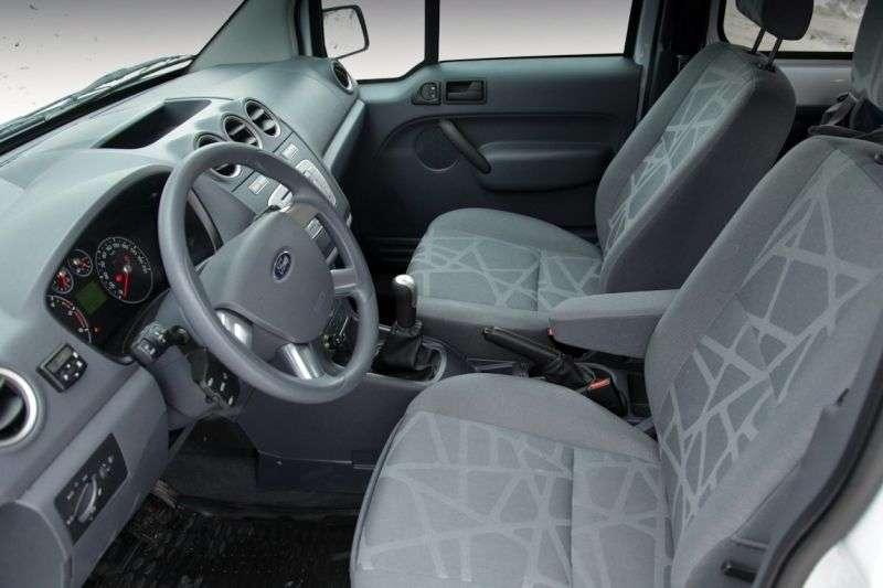 Ford Tourneo Connect 1st generation [restyled] minivan 1.8 TD LWB MT Base (2009 – n.)