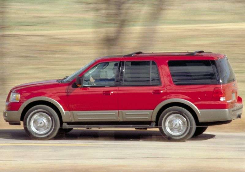 Ford Expedition 2nd generation SUV 5.4 AT (2005–2006)