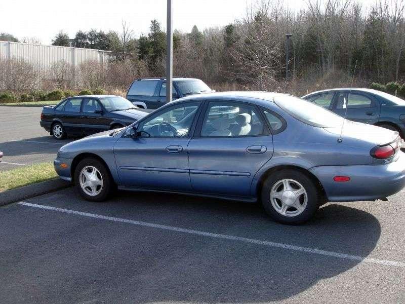 Ford Taurus 3rd generation sedan 3.4 AT (1996–1999)