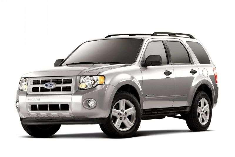 Ford Escape 2nd generation Hybrid crossover 5 dv. 2.3 eCVT 4WD (2007–2009)