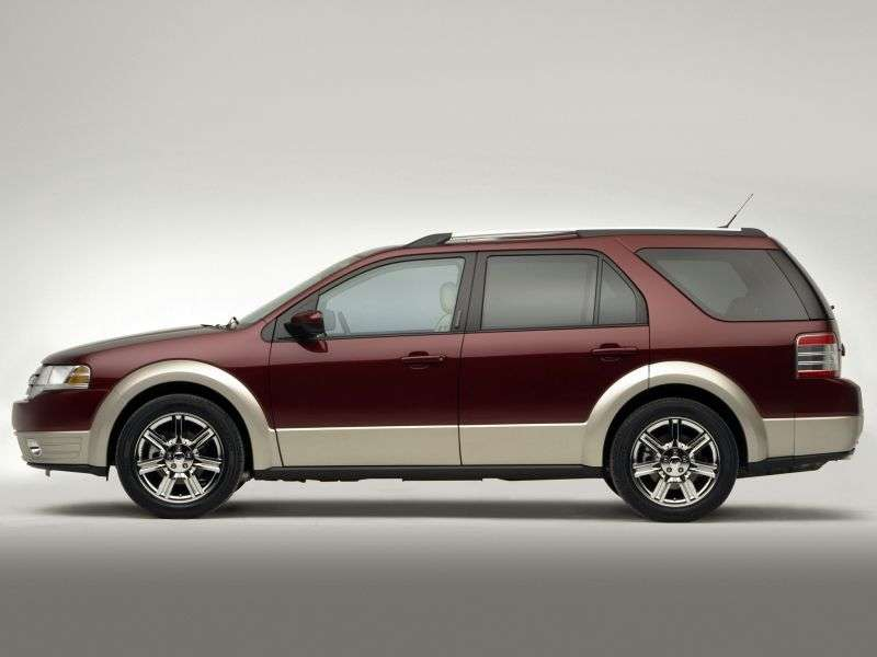 Ford Taurus X 1st Generation Crossover 3.5 AT AWD (2008–2009)