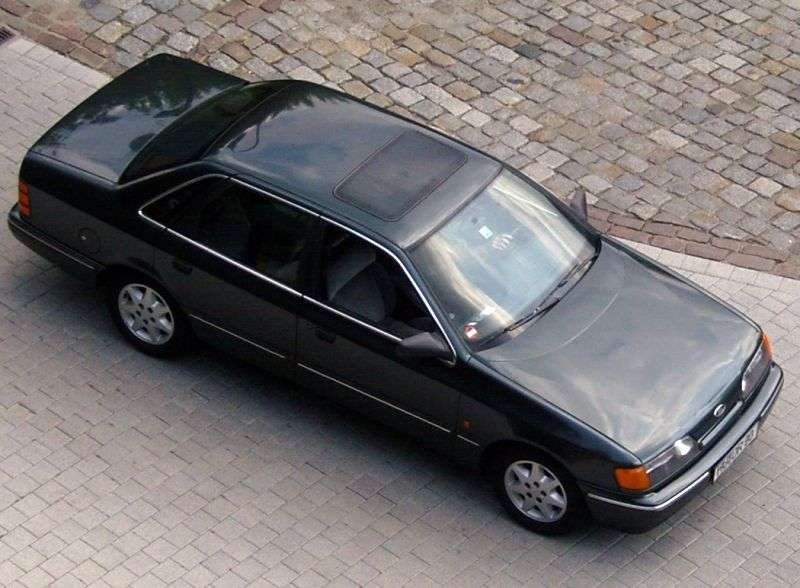Ford Scorpio 1st generation 2.5 TD MT sedan (1990–1992)