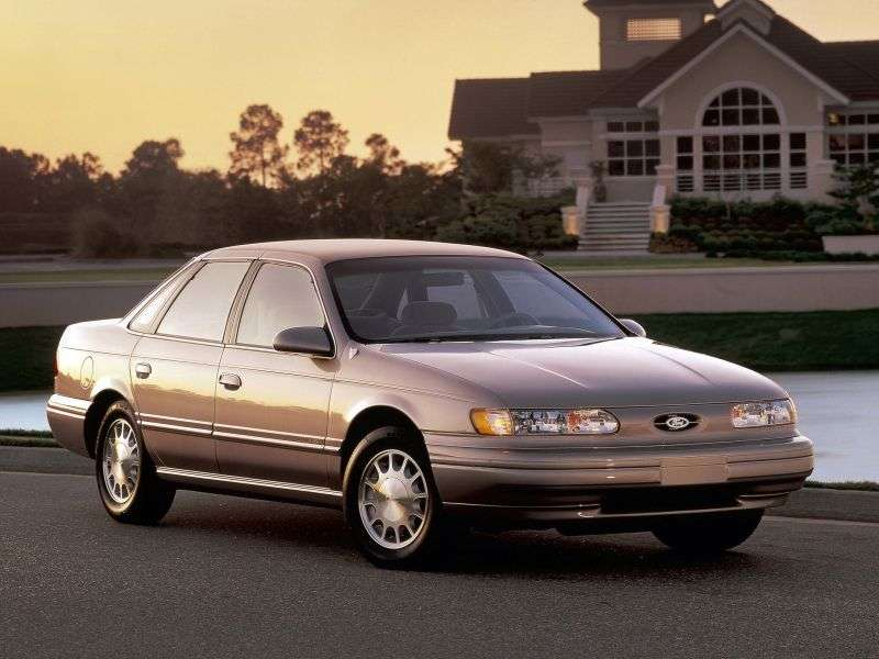 Ford Taurus 2nd generation sedan 3.0 AT (1993–1995)