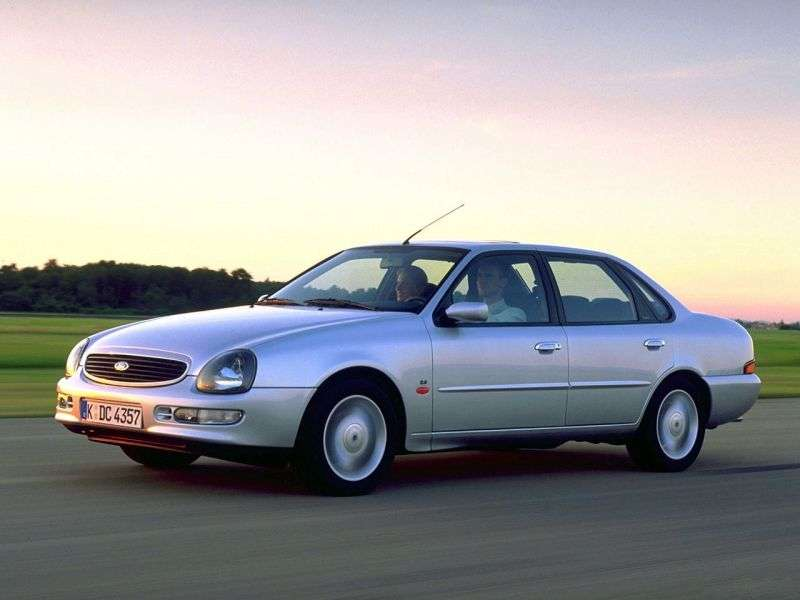 Ford Scorpio 2nd generation sedan 2.9 Cosworth AT (1994–1998)