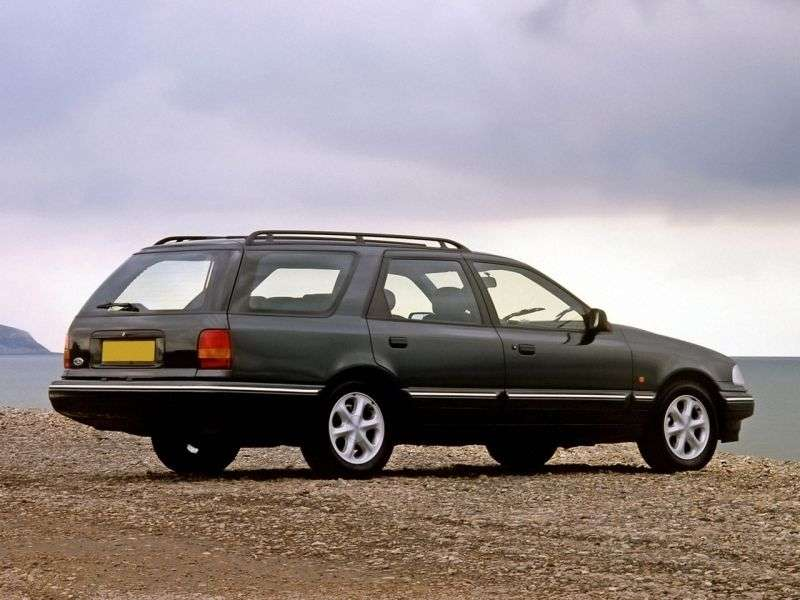 Ford Scorpio 1st generation [restyled] Turnier wagon 2.9 MT 4x4 (1992–1994)