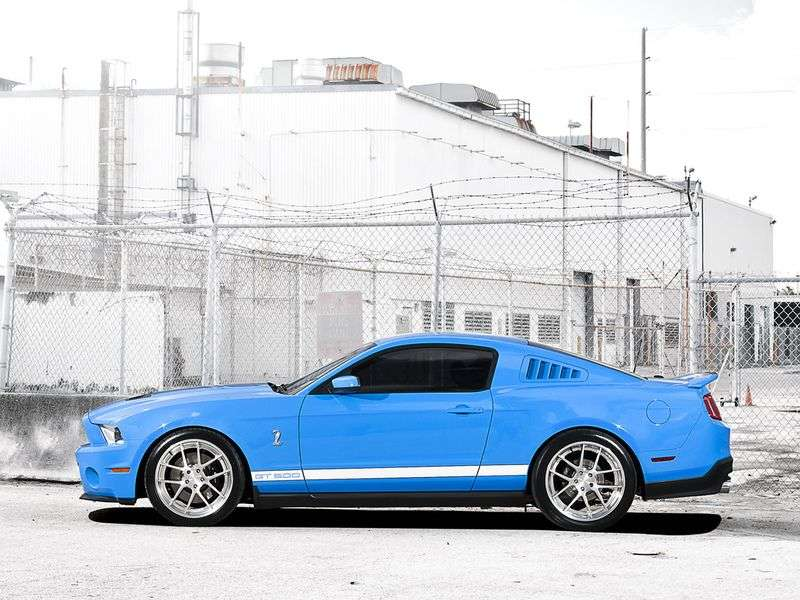 Ford Shelby 2nd generation coupe 5.4 MT (2006 – n. In.)