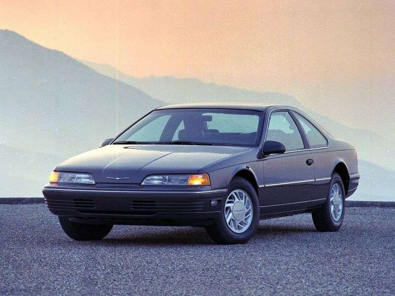 Ford Thunderbird 10th generation coupe 3.8 5AT (1989–1997)