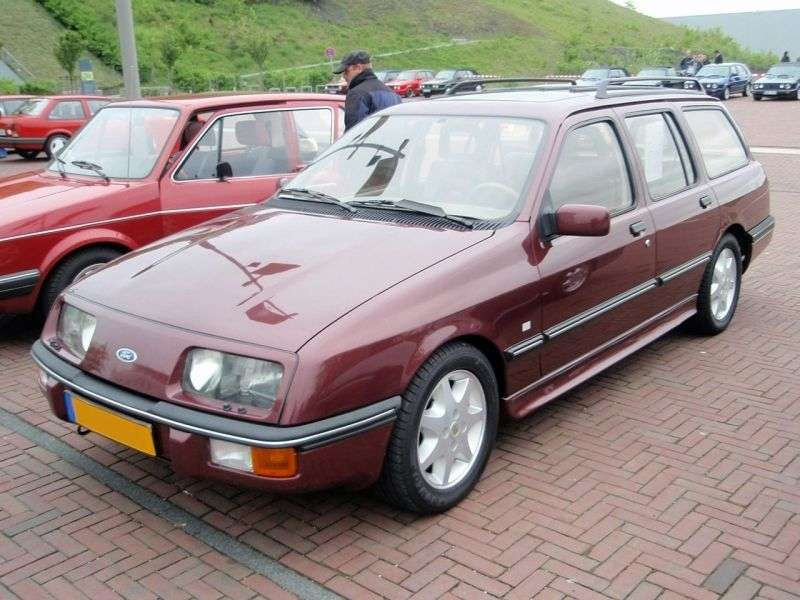 Ford Sierra 1st generation 1.6 1.6MT station wagon (1982 1987)