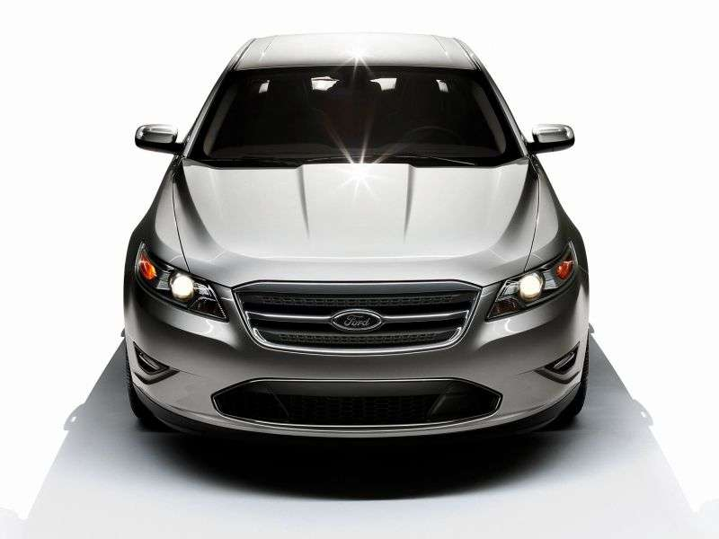 Ford Taurus 6th generation sedan 2.0 AT (2012 – n. In.)