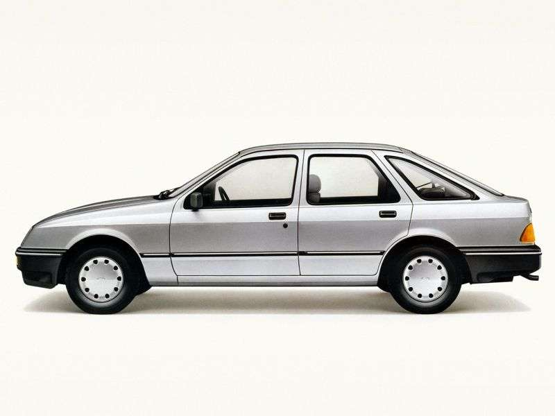 Ford Sierra 1 generation hatchback 5 dv. 2.3D MT (1982 1987)
