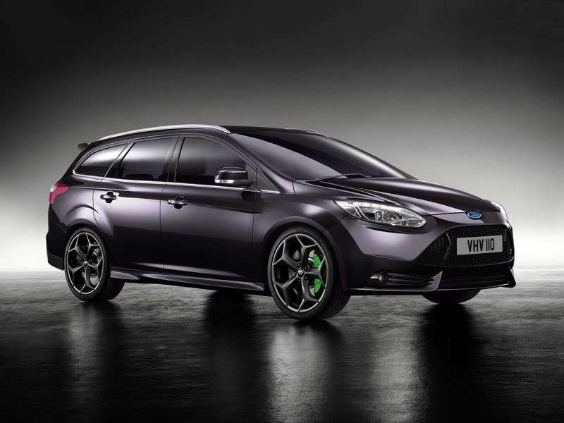 Ford Focus 3 generation ST wagon 5 bit. 2.0 EcoBoost MT ST3 (2012) (2012 – current century)