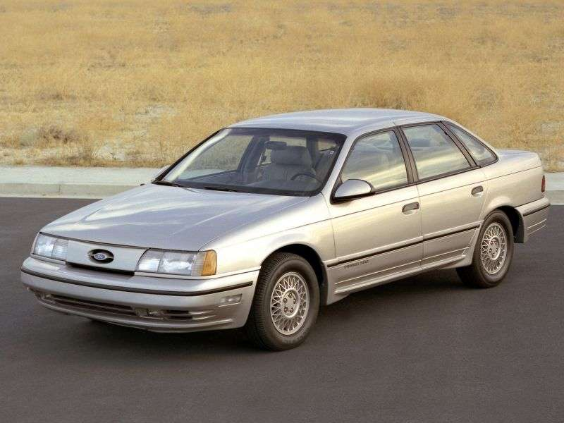 Ford Taurus 1st generation sedan 2.5 AT (1986–1990)