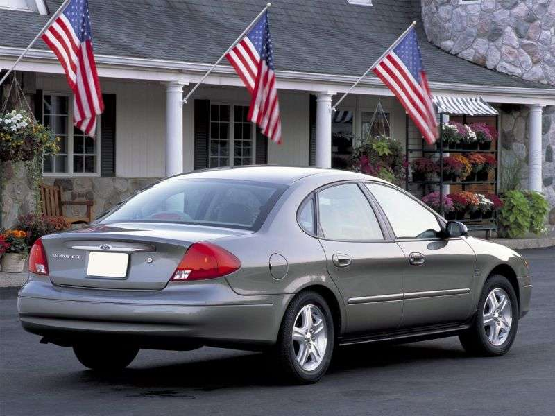Ford Taurus 4th generation sedan 3.0 AT (2000–2003)
